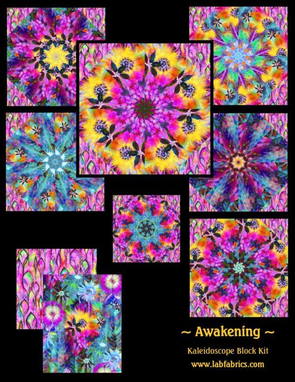 Awakening Kaleidoscope Kit