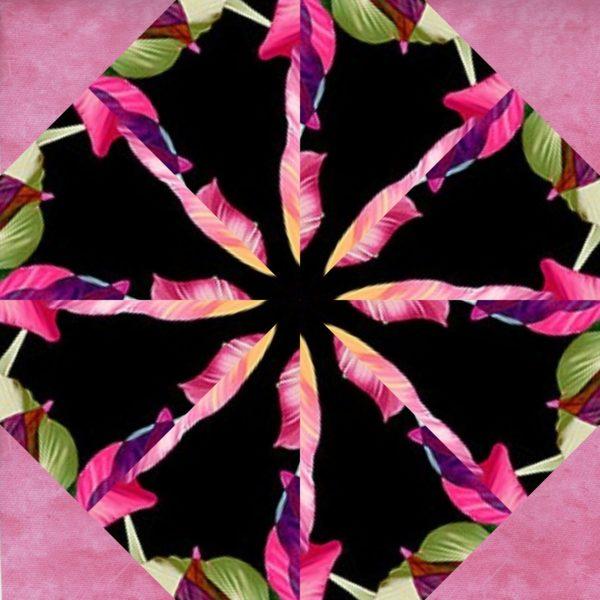Floral Fantasia Kaleidoscope Kit