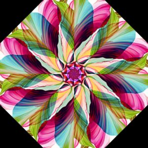 Floral Fantasia W