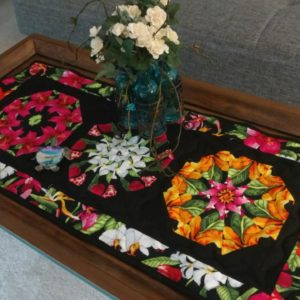 Paradise Kaleidoscope Table Runner Kit