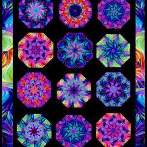 Rainbow Sparks Kaleidoscope Kit