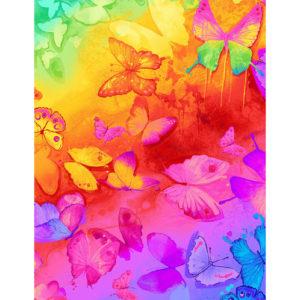 Spirit Bright Butterflies