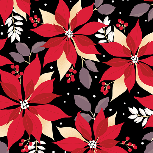 Winter Song Fabric