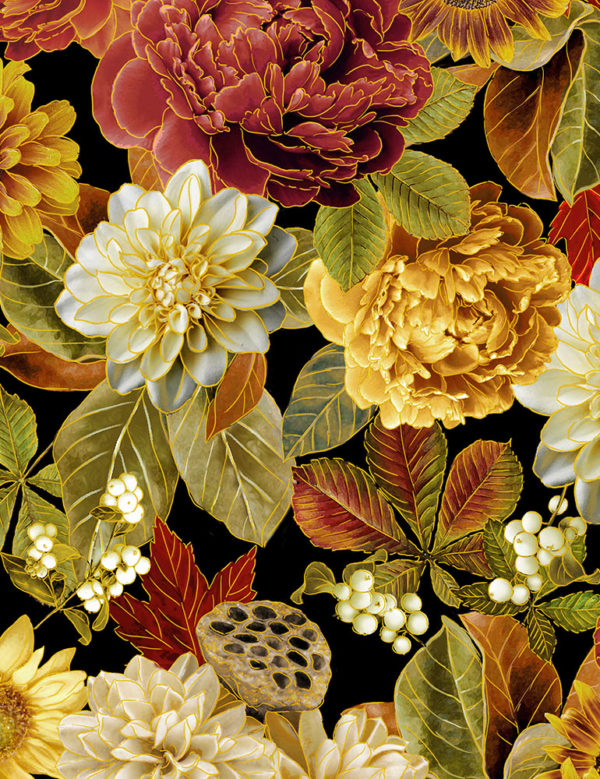 Autumn Holiday Floral