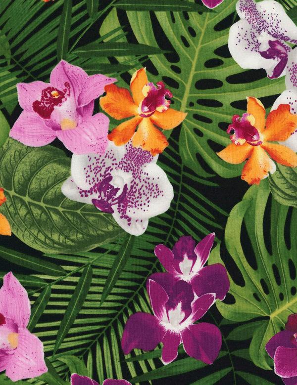 Tropical Fleur