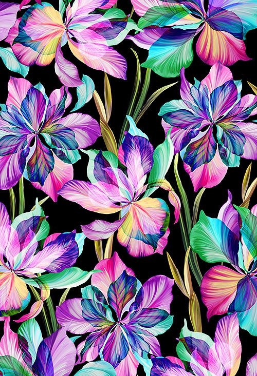 Floral Fantasia BP