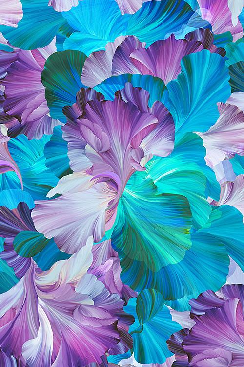 Floral Fantasia Blooms eq