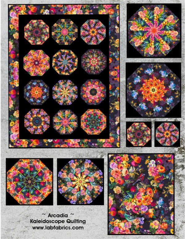 arcadia collage