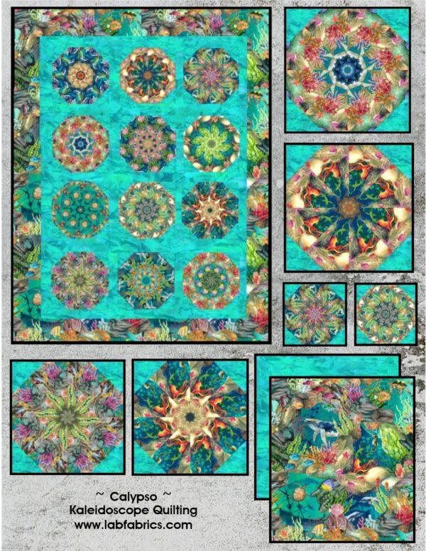 calypso collage