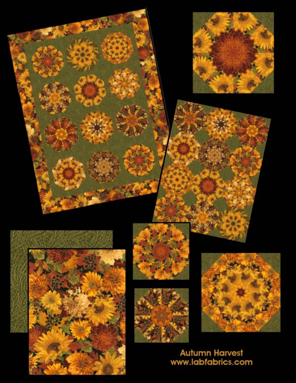 Autumn Harvest Collage