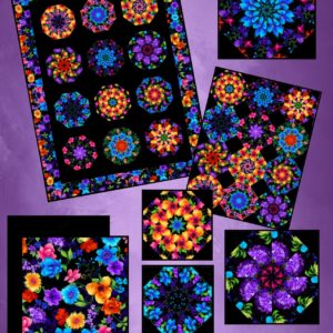 Night Bloom Collage