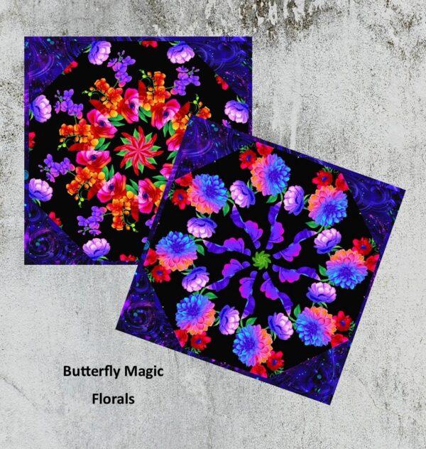 BM Florals Sampler