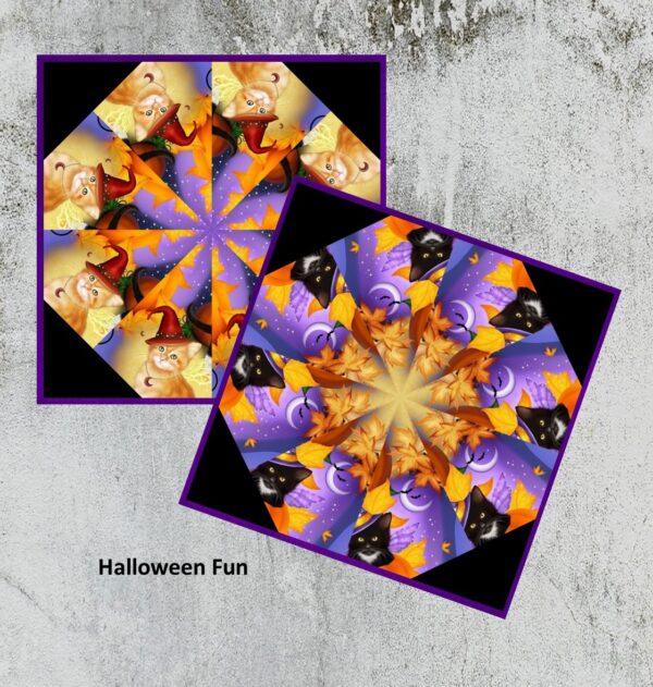 Halloween Fun Sampler