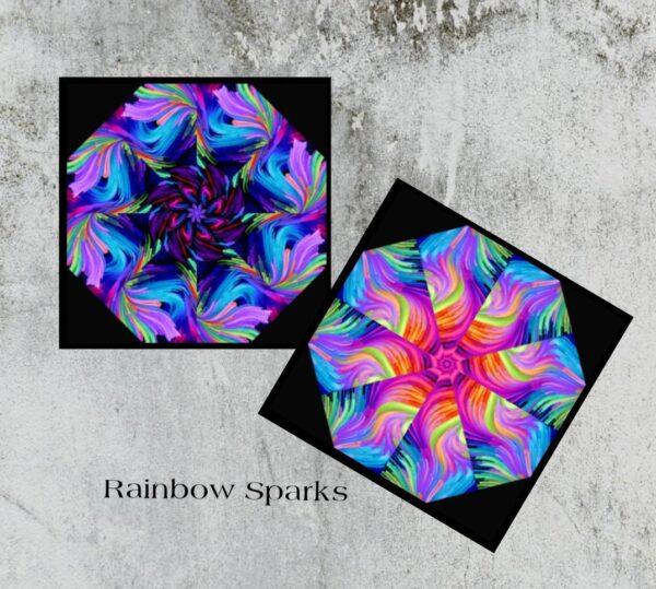 Rainbow Sparks MR