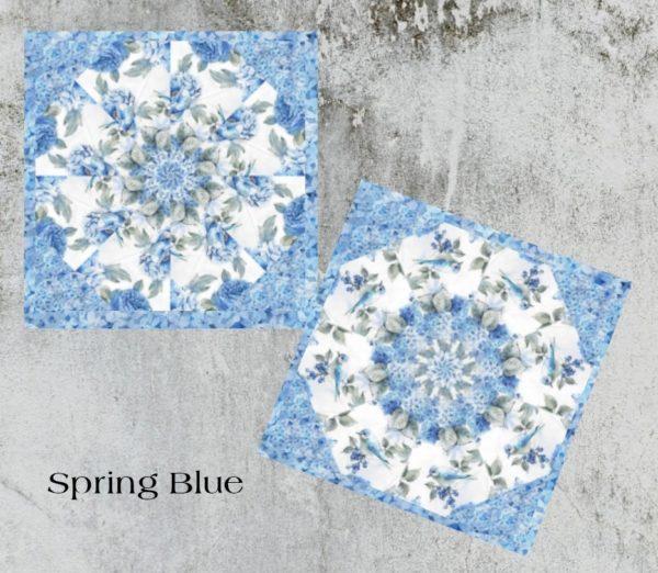 Spring Blue MR