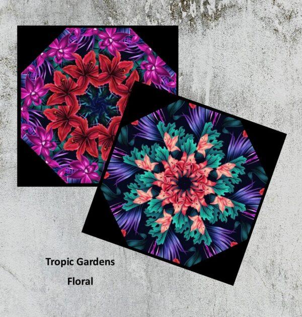 TG Floral Sampler