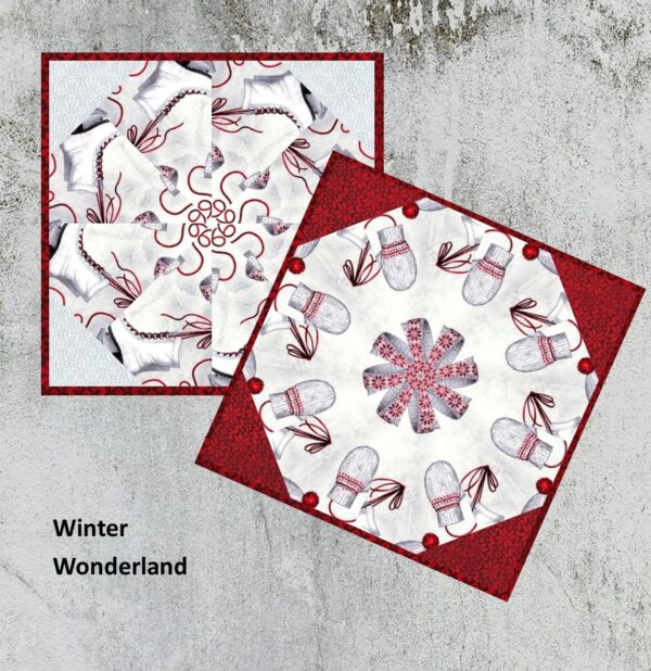 Winter Wonderland Sampler