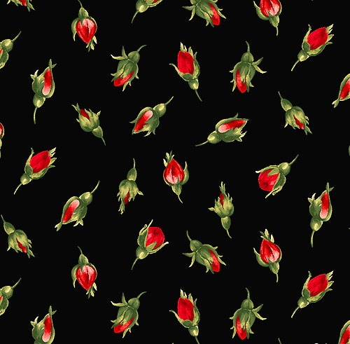 Garden Rose Buds