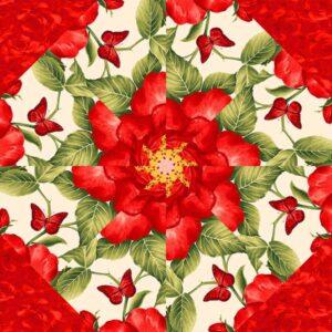 Garden Rose C 1