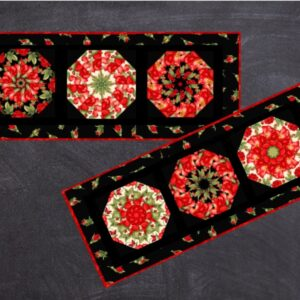 Garden Rose Table Runners