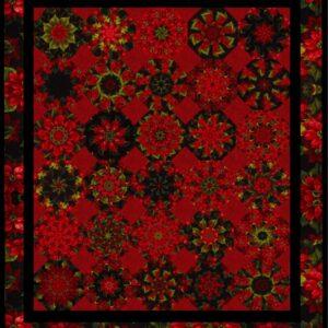 scarlet poinsettia 30