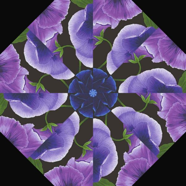 Large Pansy 12