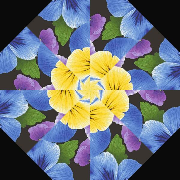 Large Pansy 5