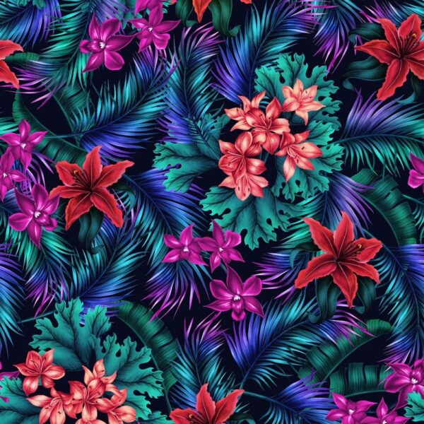 Tropic Gardens Floral