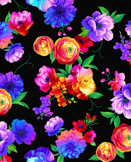 Butterfly Magic Florals