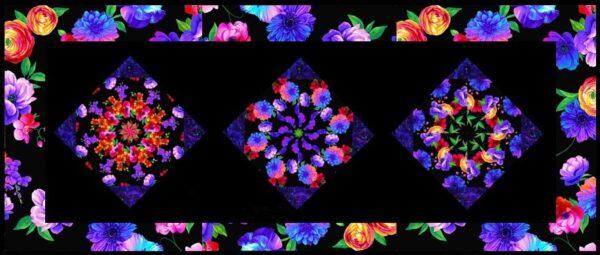3-6 runner bm florals