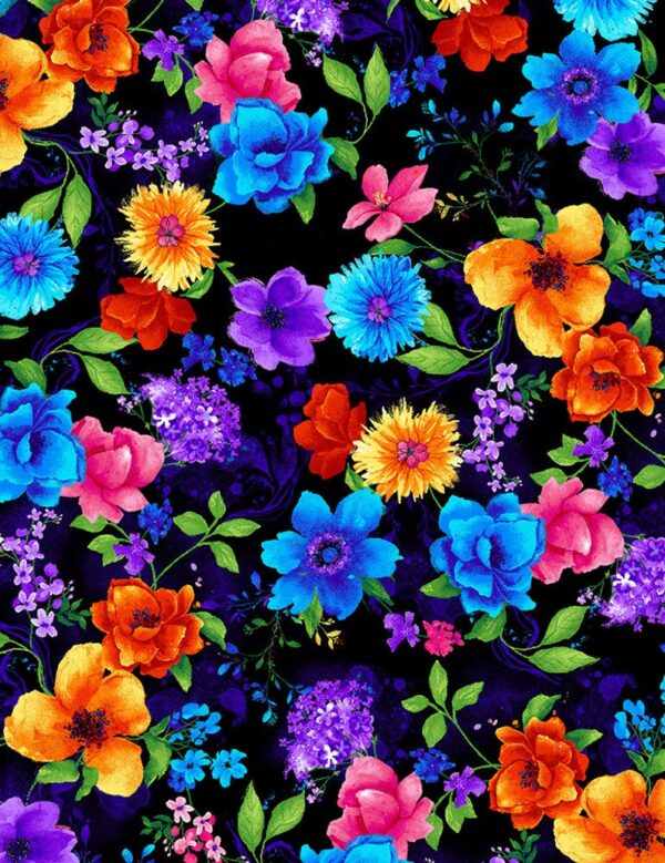 night blooms small floral